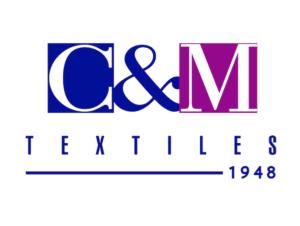 New C&M Textiles Logo 1948