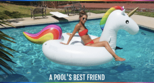 Giant Floatie eCommerce Website Marketed Designed Developed by Carte Blanche Media