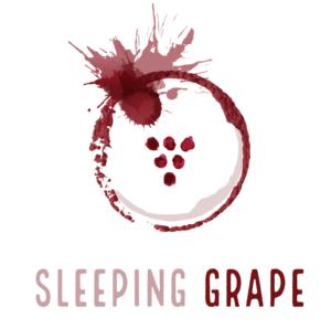 Sleeping Grape Logo by Carte Blanche Media