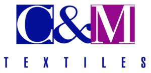 Updated C&M Textiles Logo